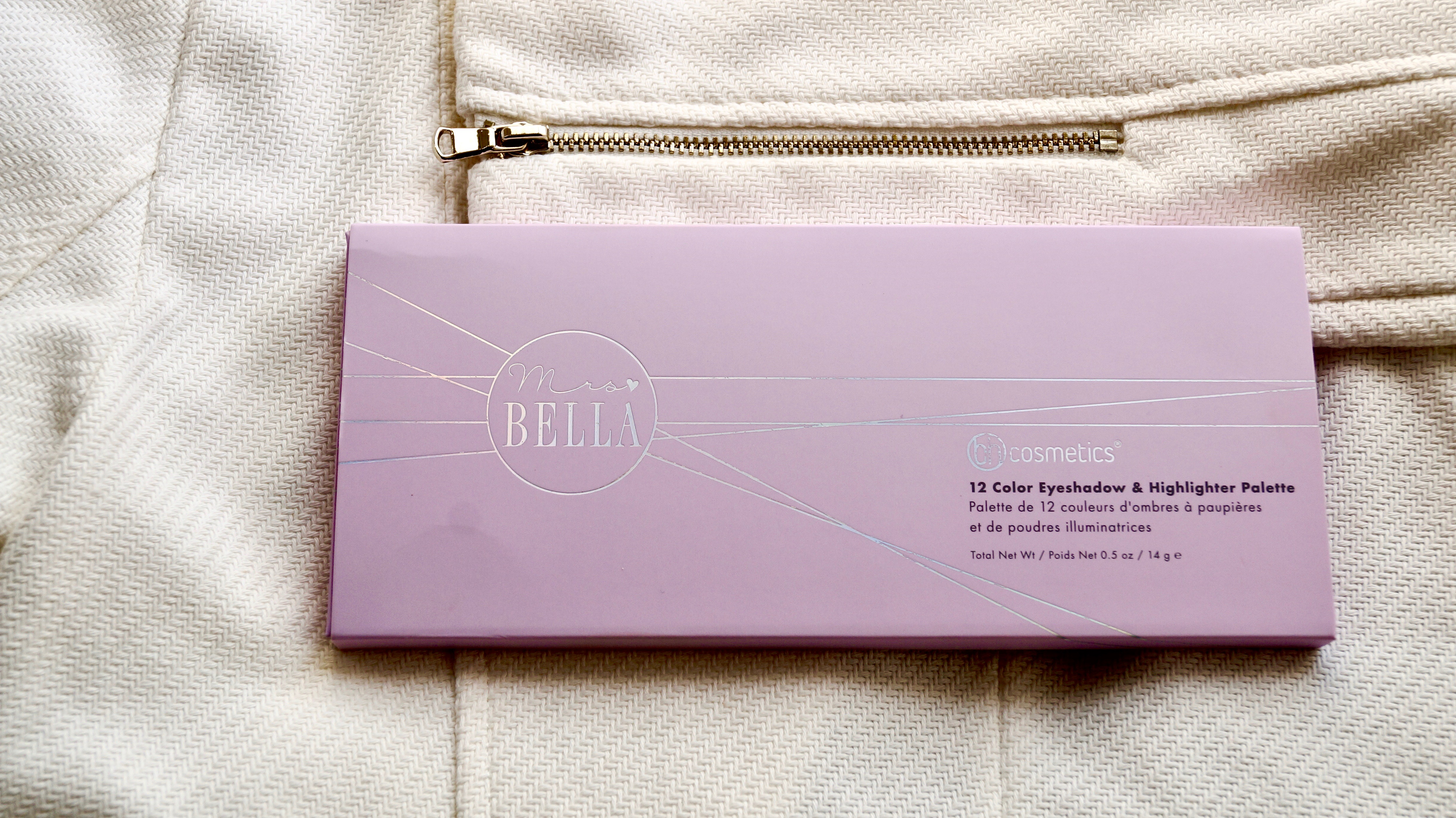 Mrs. Bella bh cosmetics review