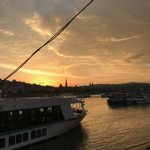 Budapest Donau Urlaub