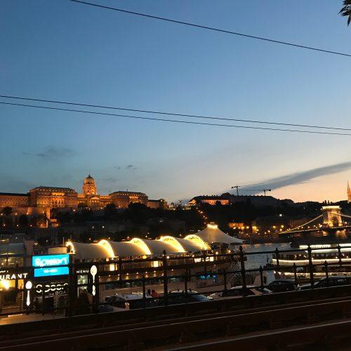 Budapest Donau Buda Pest