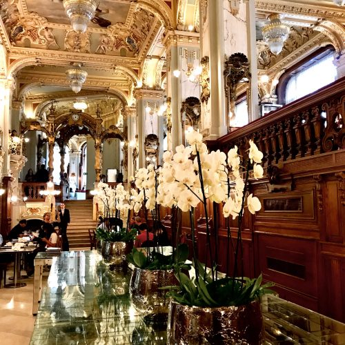 Budapest Kaffeehaus
