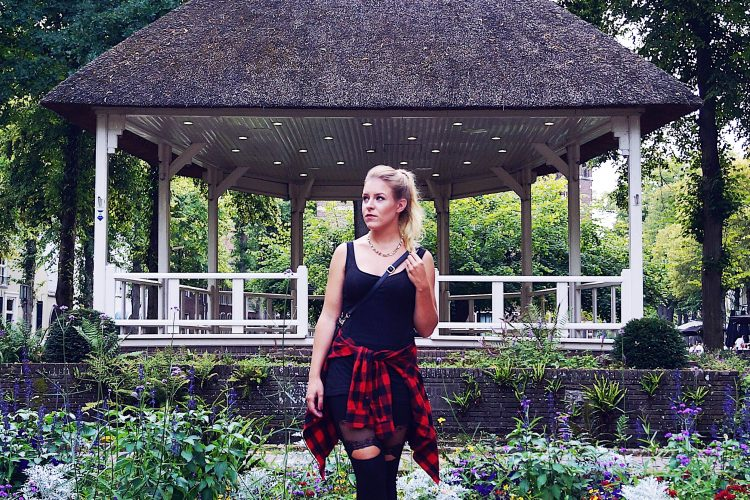 Outfit: Karohemd im Styletrend Herbst