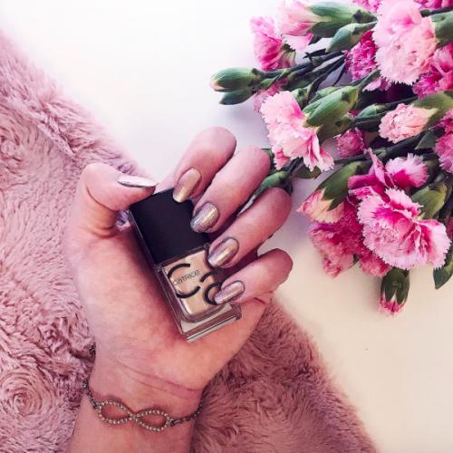 Nagellack Trendfarben & Lettering Nails