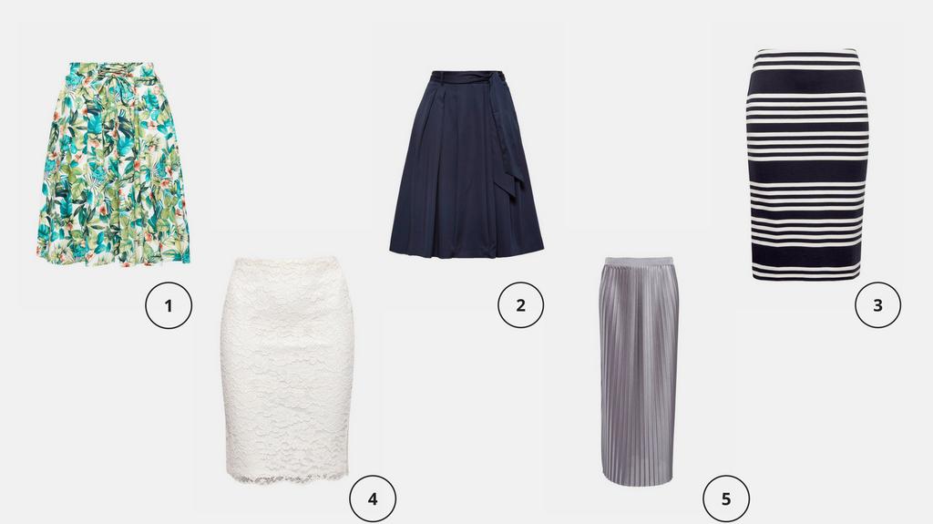 80a5194396f1 Fashion Frühlingstrend: Midi- und Maxiröcke von Esprit - Juli Jolie