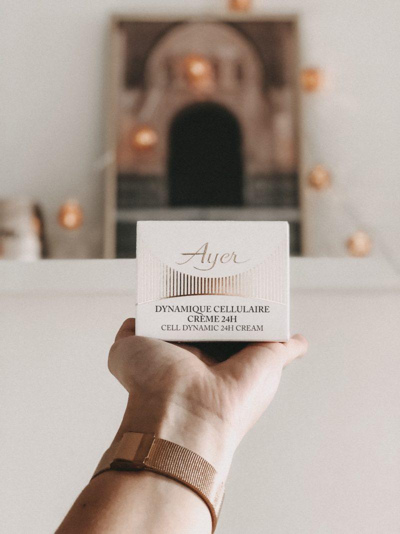 Die richtige Pflege für strapazierte Haut im Winter – mit Ayer Cosmetics!